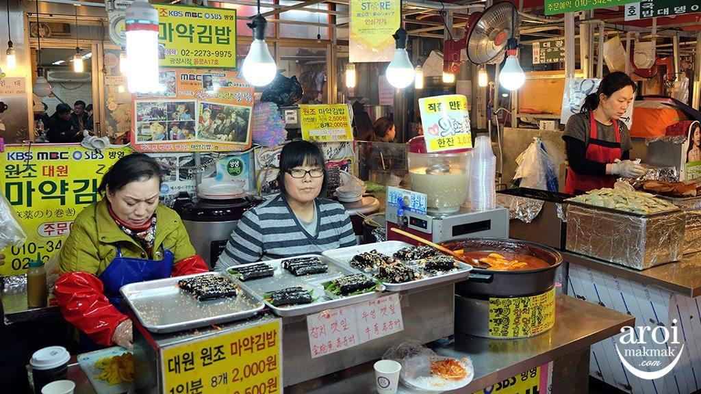 gwangjangmarket-kimbapshop