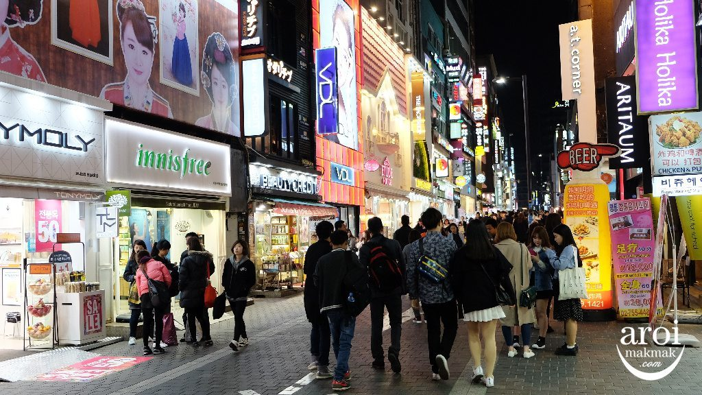 myeongdong-shopping1