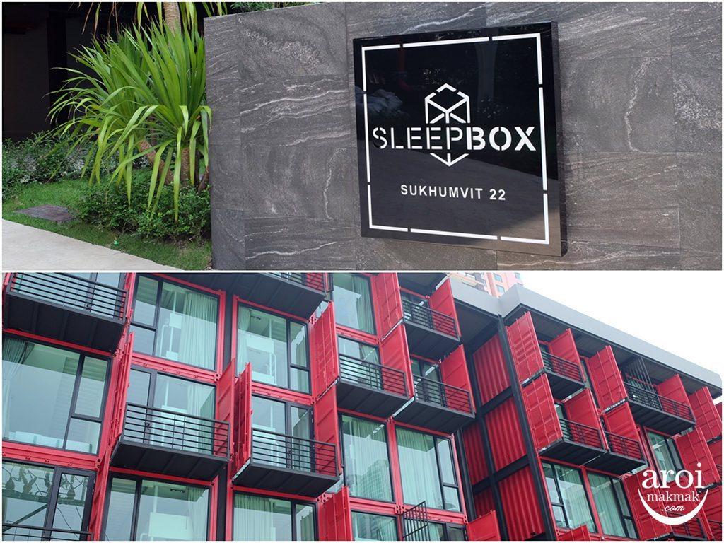 sleepboxsukhumvit22-facade