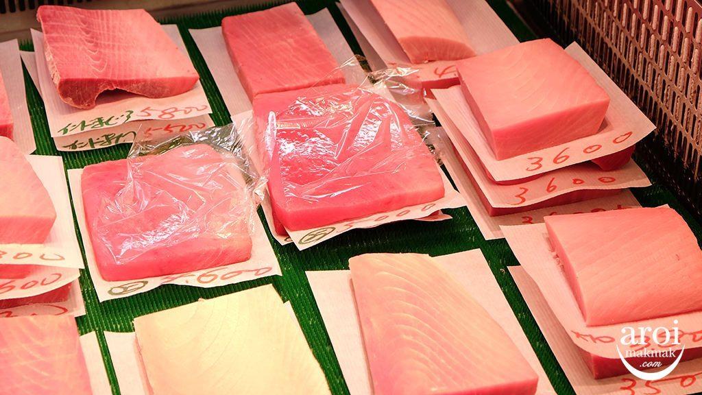 tsukijioutermarket-freshfish