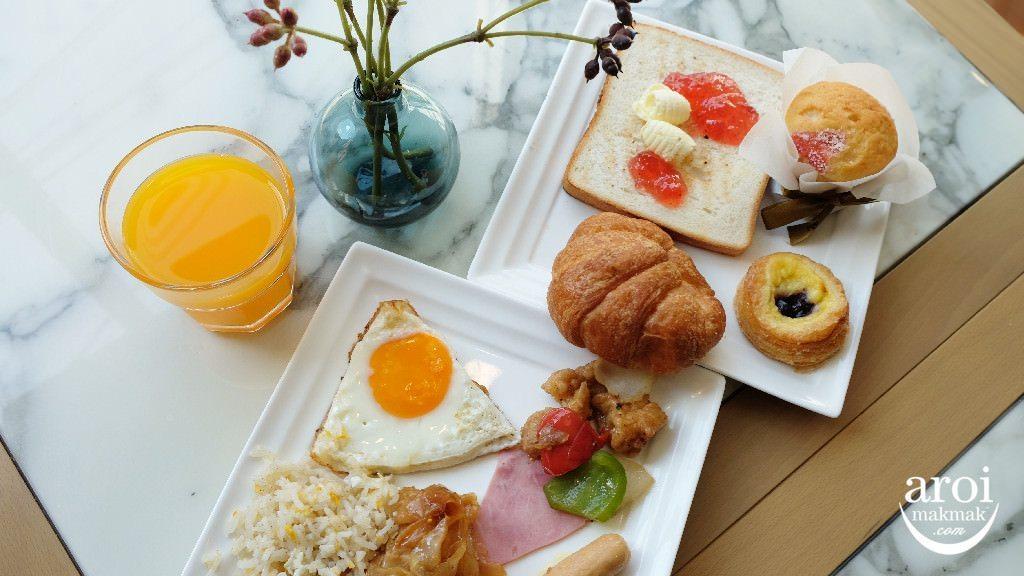vincehotelpratunam-breakfast6