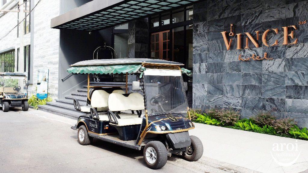 vincehotelpratunam-buggy