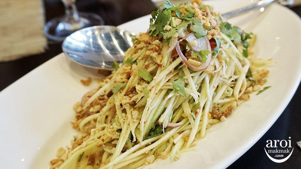 sawadeethaicuisinesingapore-thaimangosalad