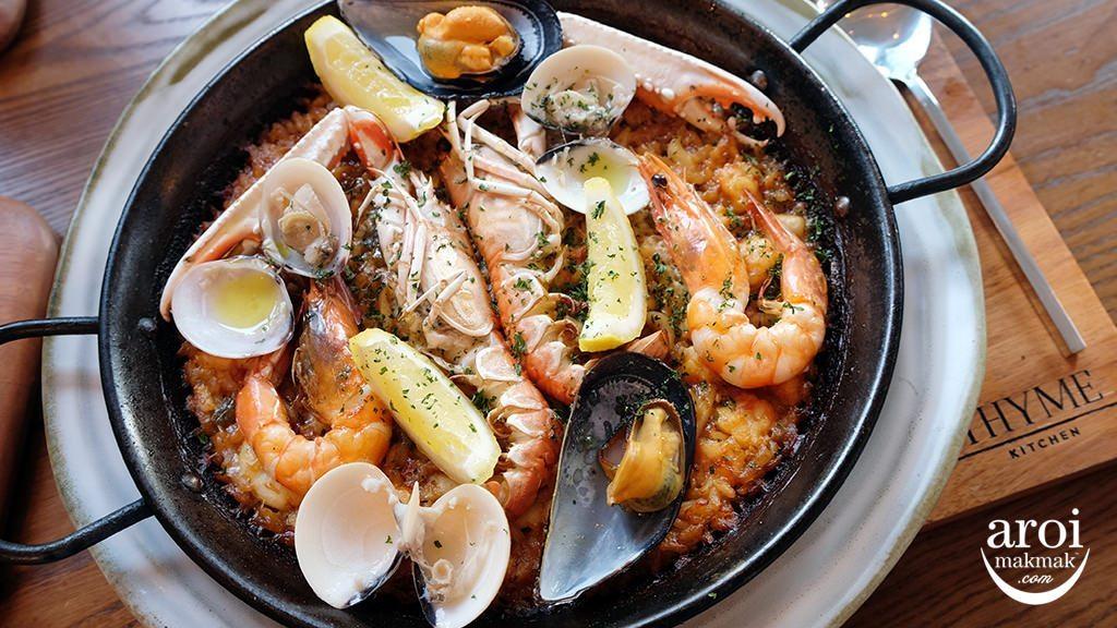 thymeeaterybar-seafoodpaella