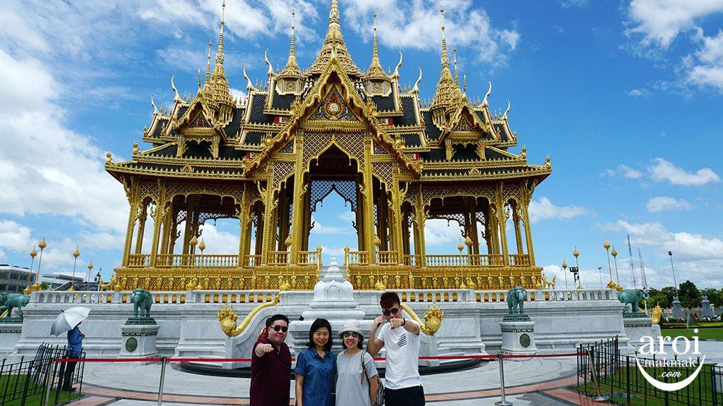 amazingthailandgrandsale2016-BorommangalanusaraniPavilionwithTATSG
