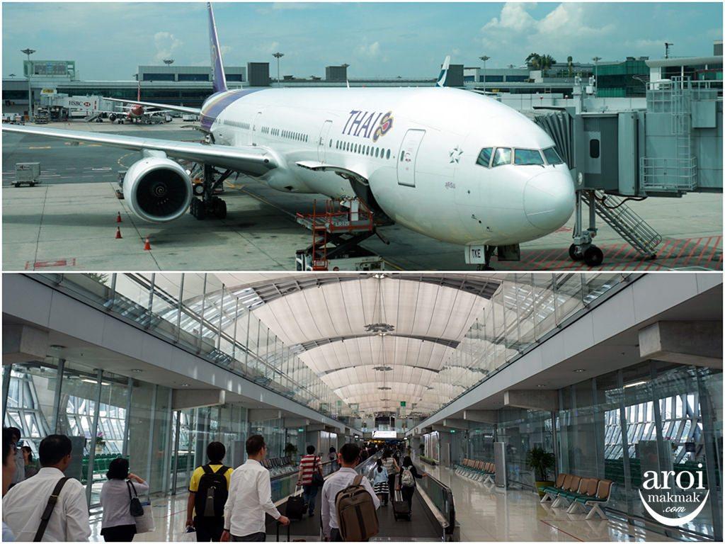 amazingthailandgrandsale2016-ThaiAirwaysAirport