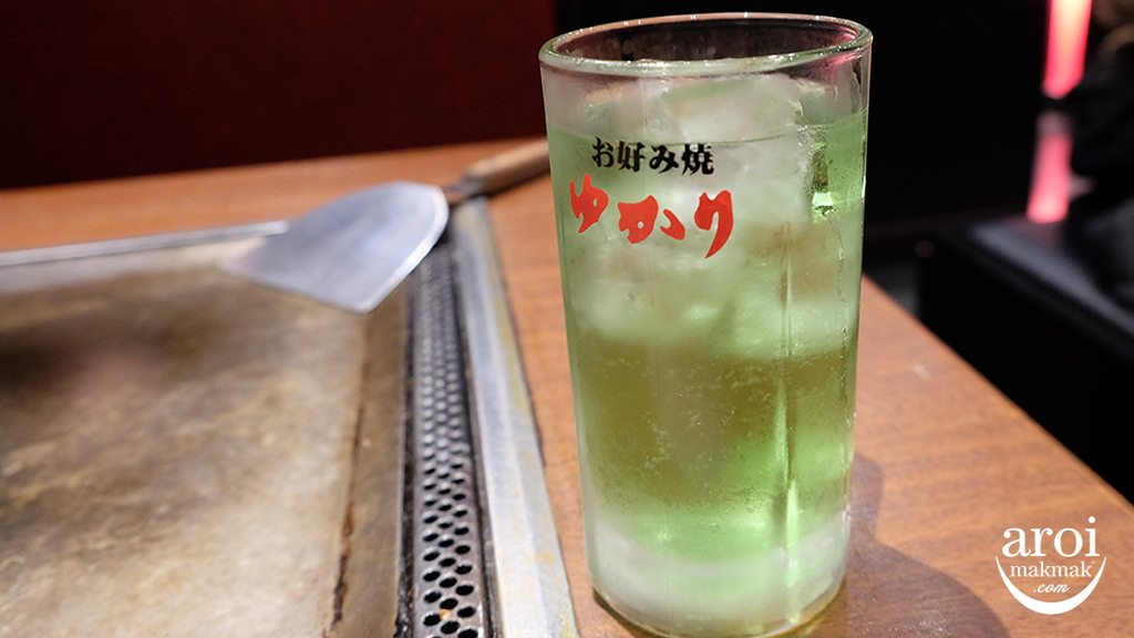 okonomiyukaritokyo-greenapplesochu