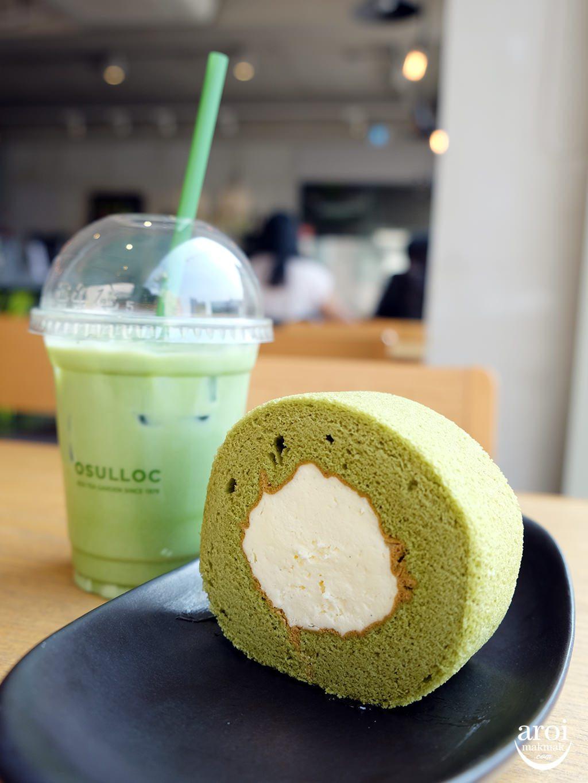 osullochongdae-greentearollcake2