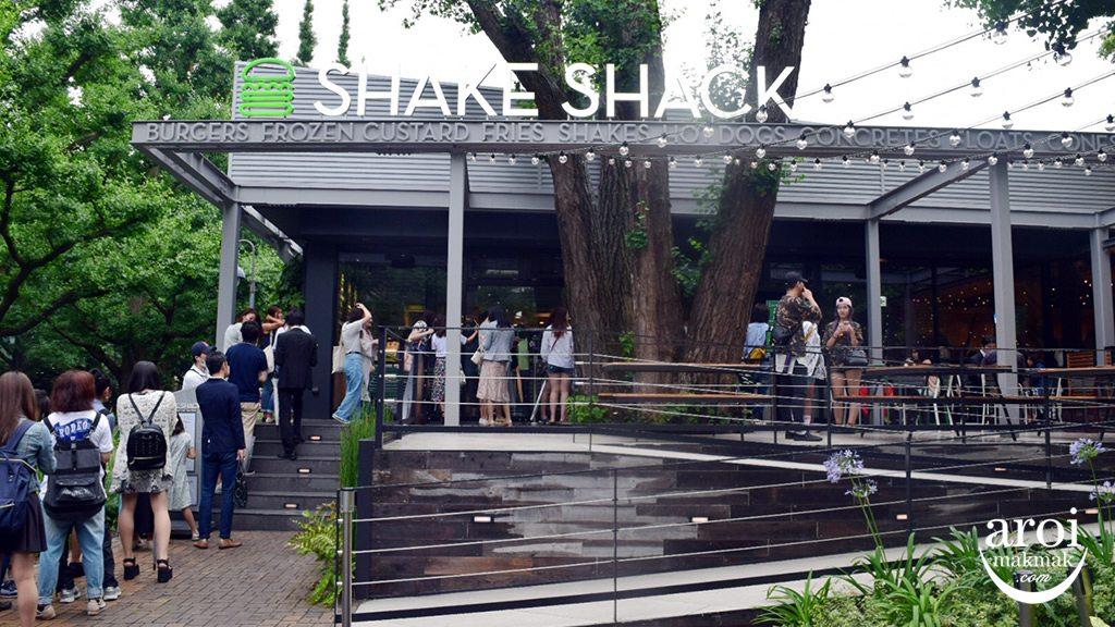 shakeshacktokyo-facade