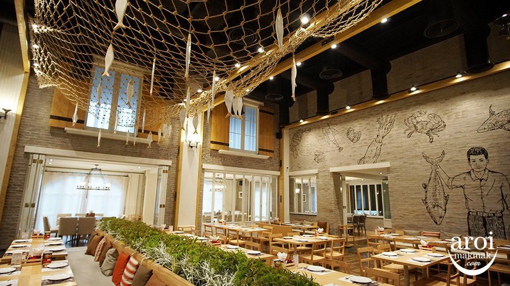 savoeyseafoodsukhumvit26-interior1