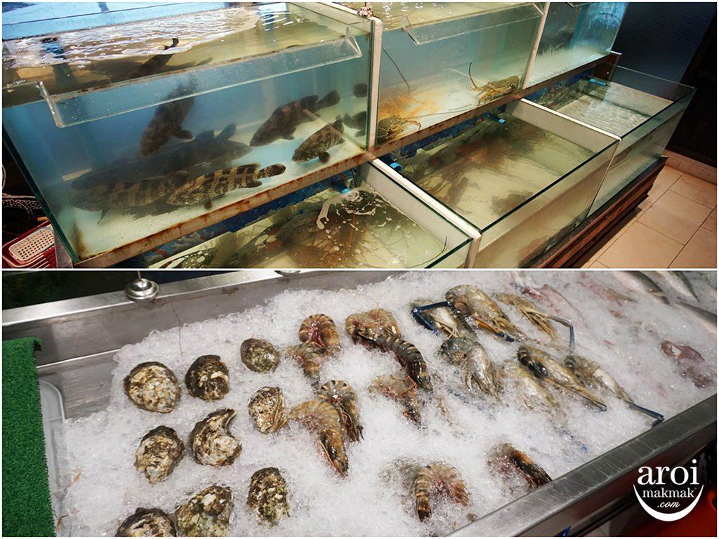 savoeyseafoodsukhumvit26-seafood