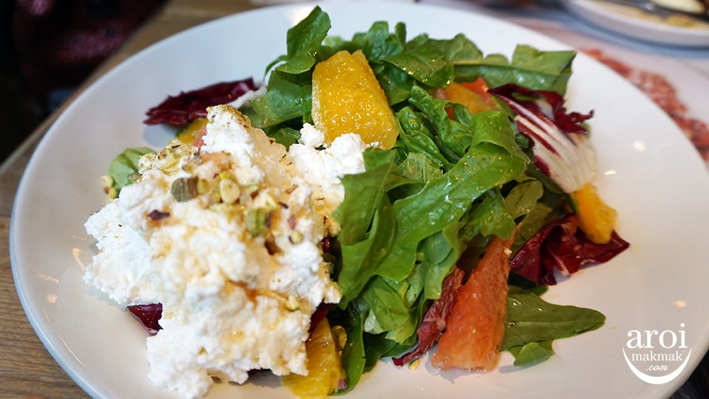 theplacegangnamseoul-salad