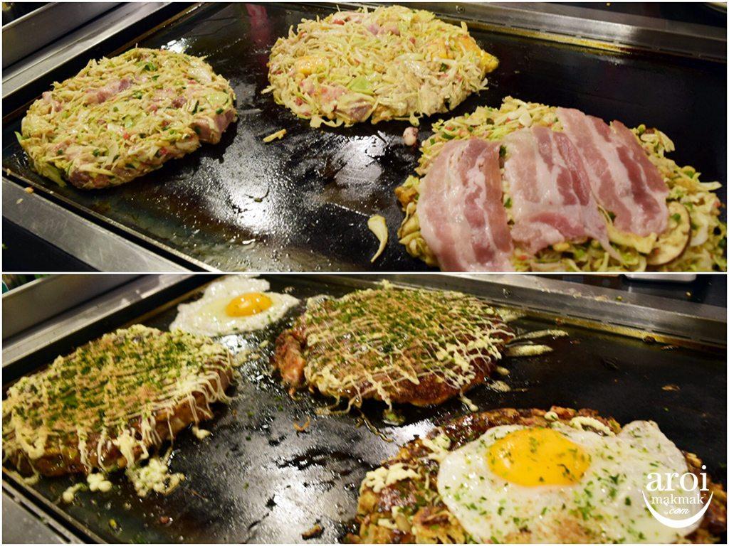 SakuraTei-Okonomiyakis
