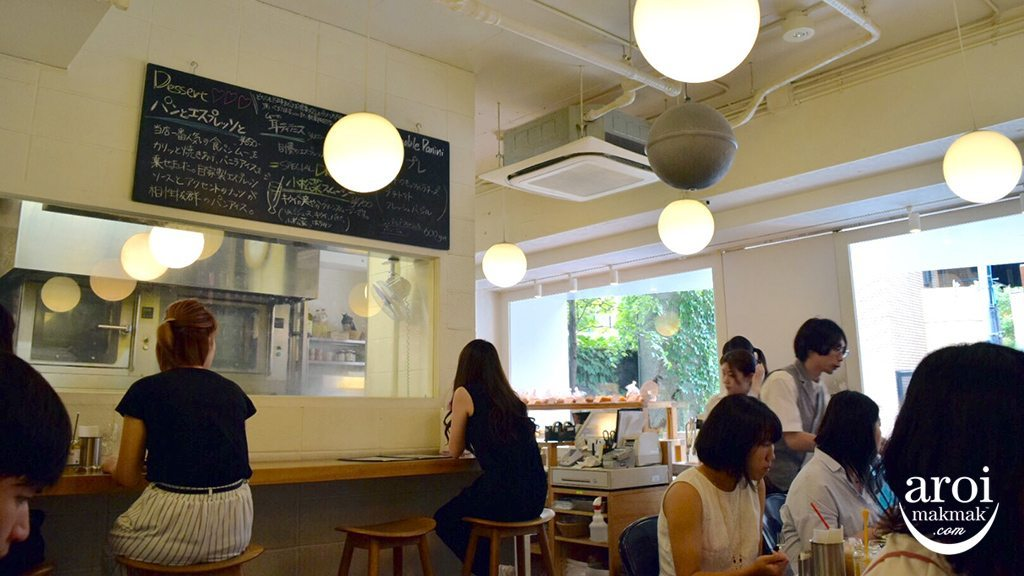 breadandespressotokyo-interior