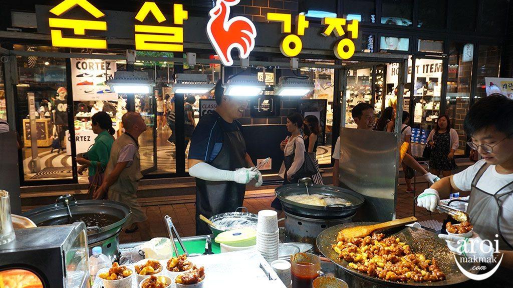 10myeongdongstreet_chicken1
