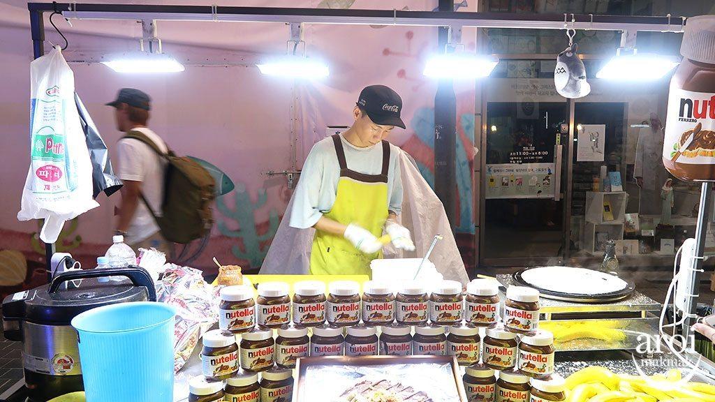 10myeongdongstreet_crepe2