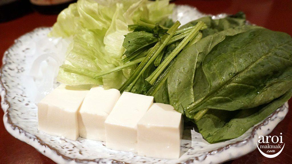 AgotsuyuShabuShabuYamafuku-vegetableandtofu