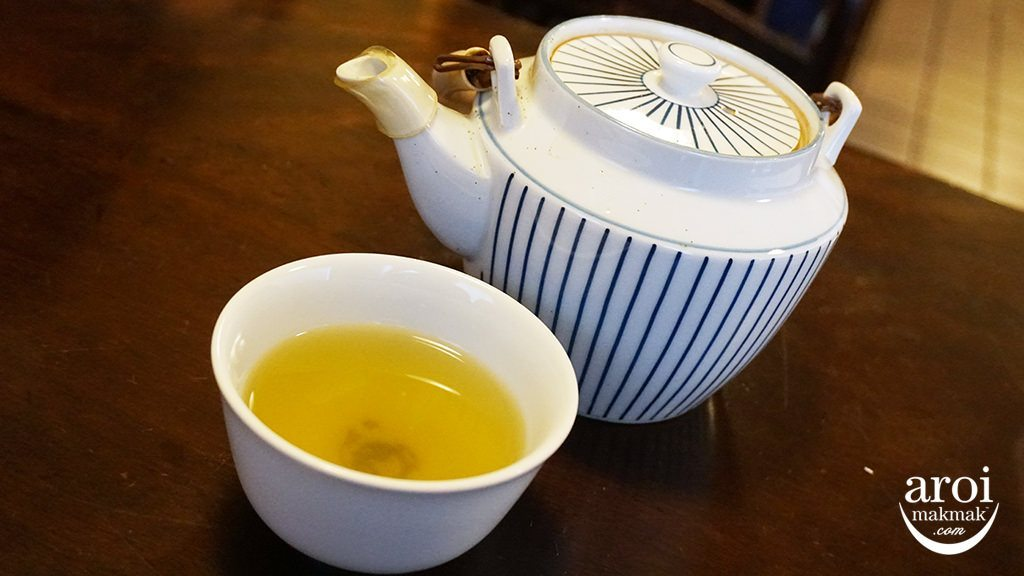 TempuraDaikokuya-tea