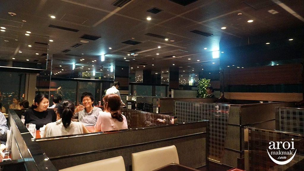 jojoenyakiniku-interior
