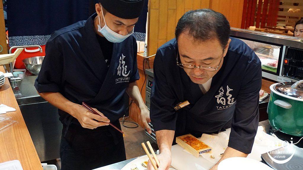 tatsumibangkok-chef