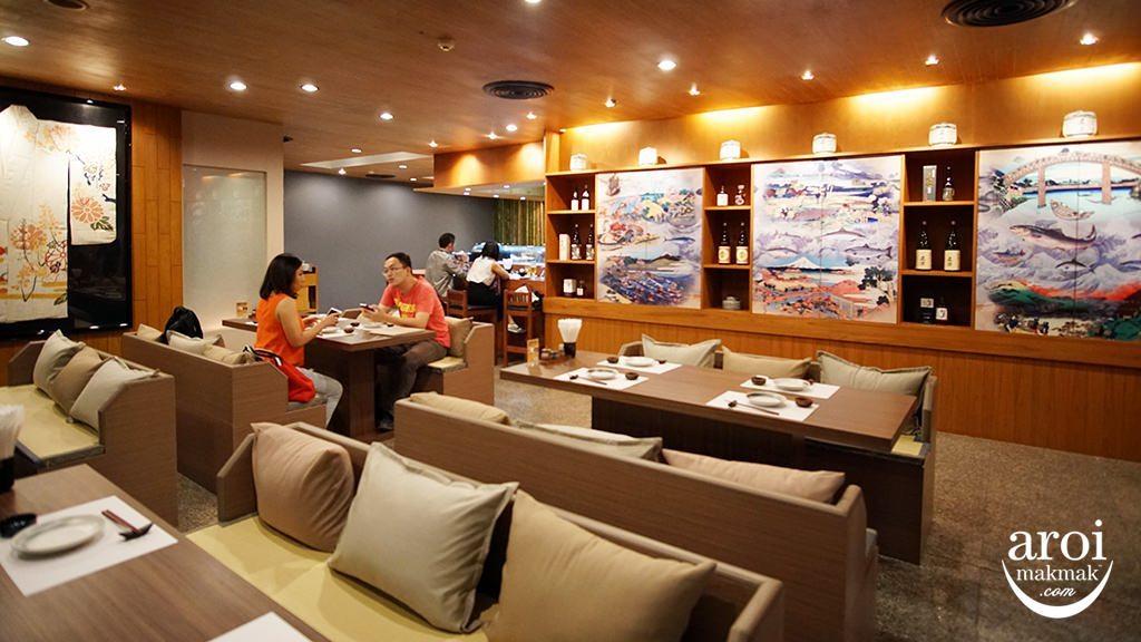 tatsumibangkok-interior