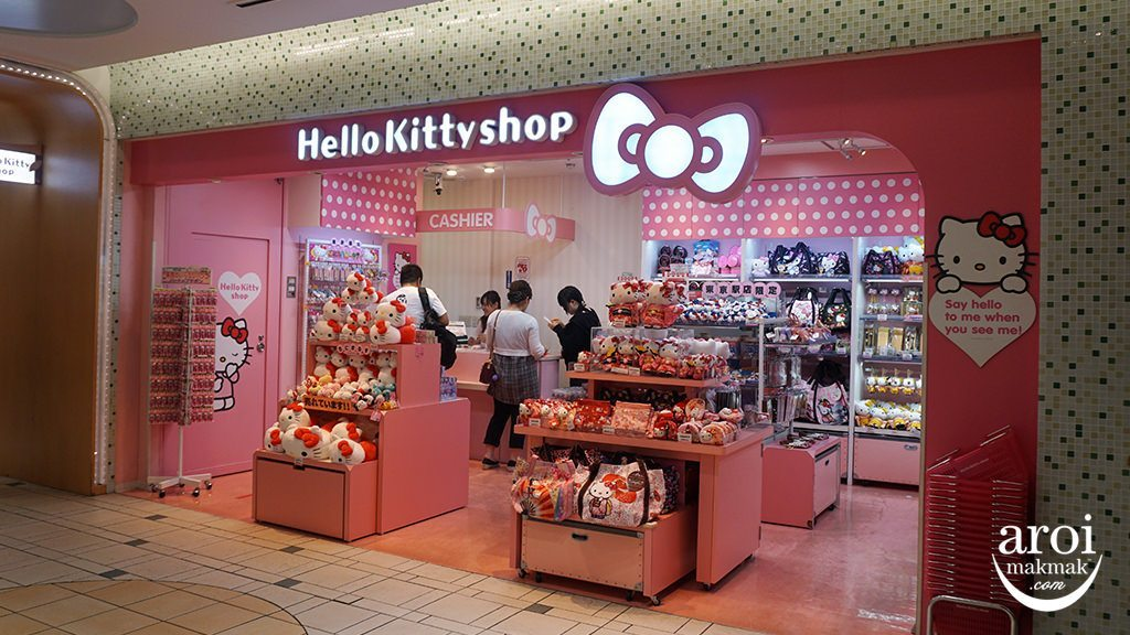FirstAvenueTokyoStation-HelloKitty1