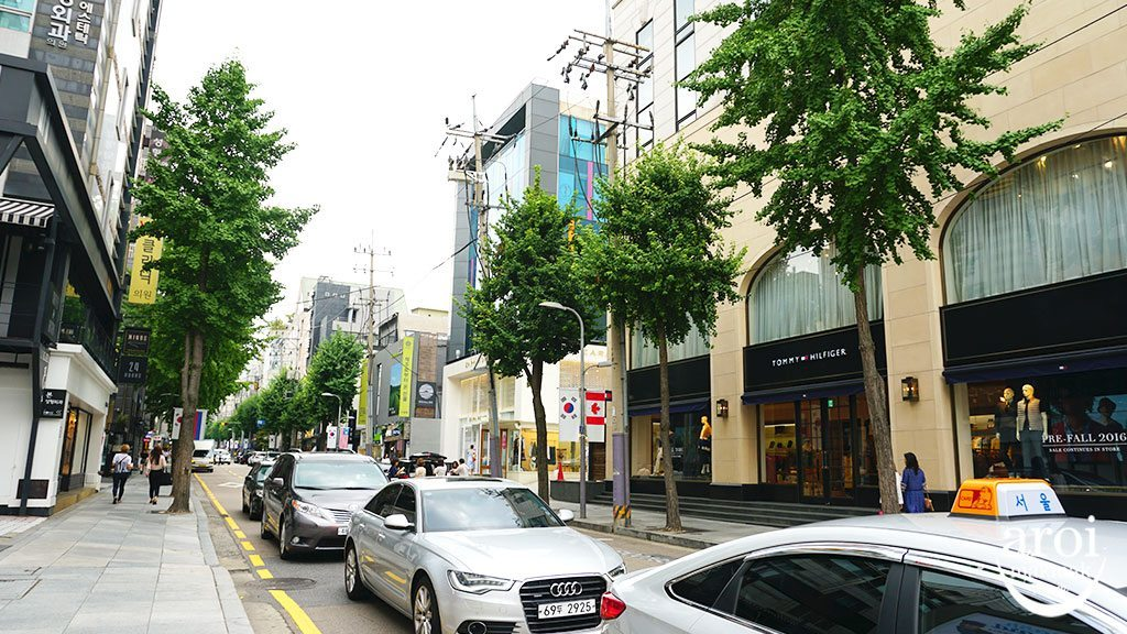 Garosugil_street1