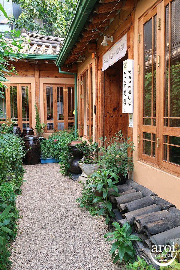 Insadong_teahouse