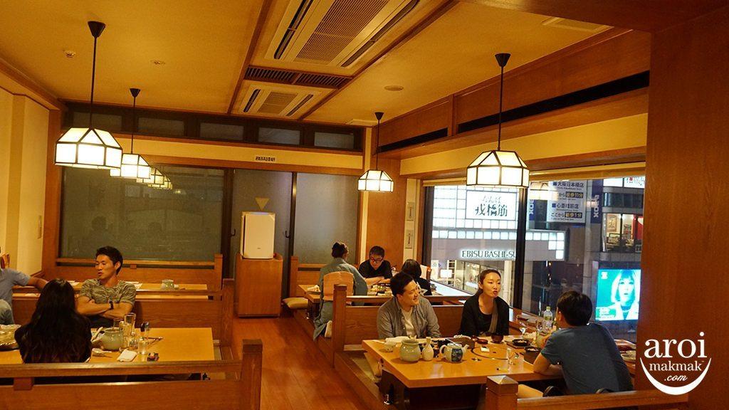 KaniDorakuOsaka-interior