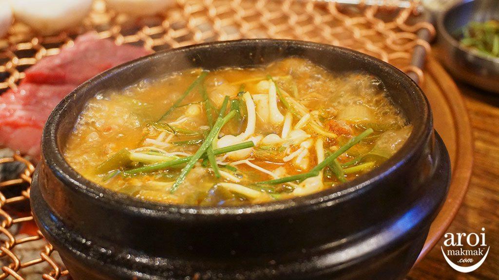 KoreanBeefBBQ_soup