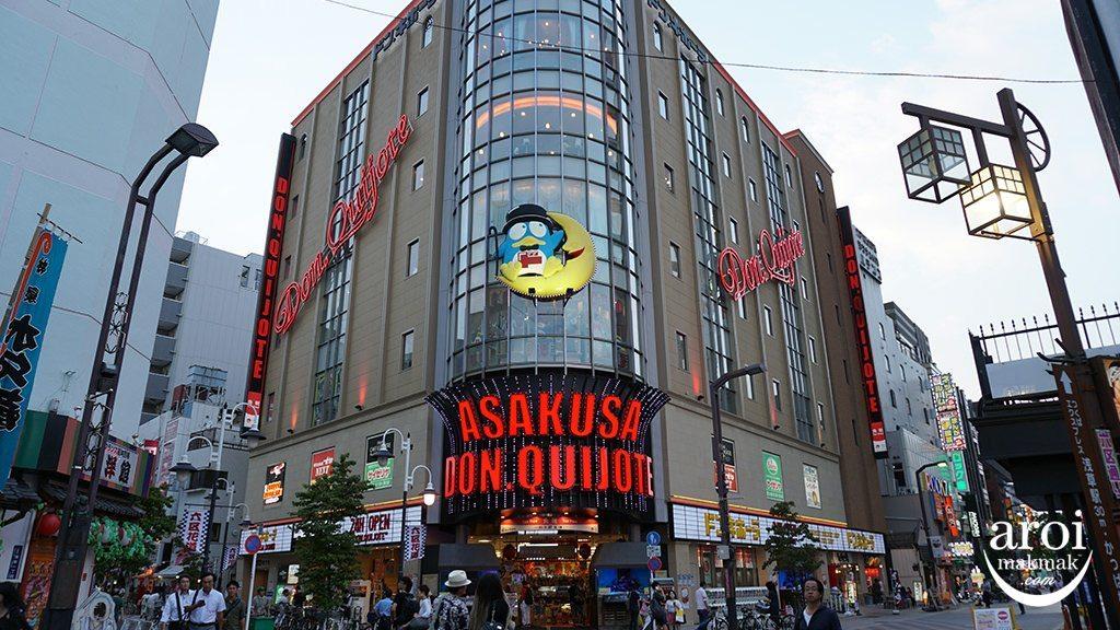 DonQuijoteAsakusa-facade