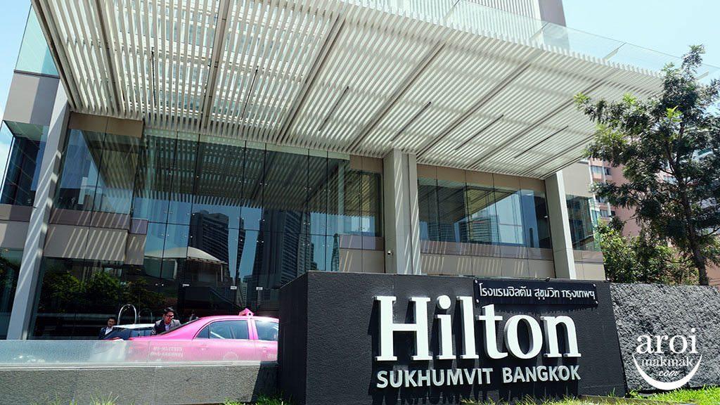 hiltonsukhumvitbangkok-facade