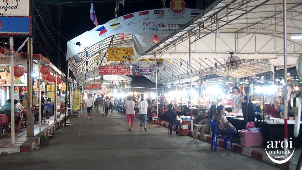 anusarnnightmarket-bazaar