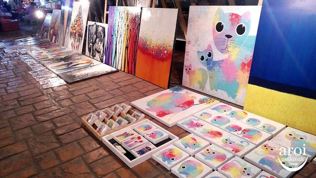 anusarnnightmarket-painting