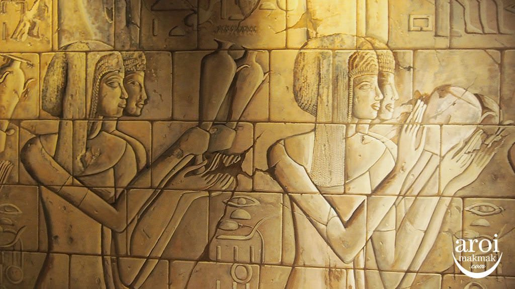 artinparadise-egyptians