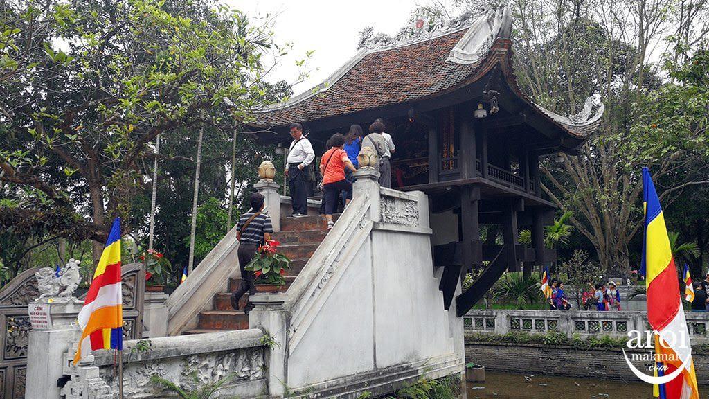 hanoi-OnePillarPagoda