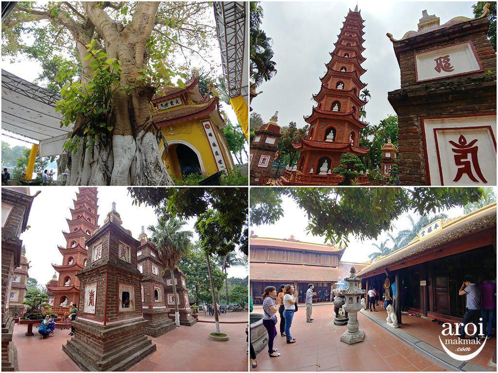 hanoi-TranQuocPagoda