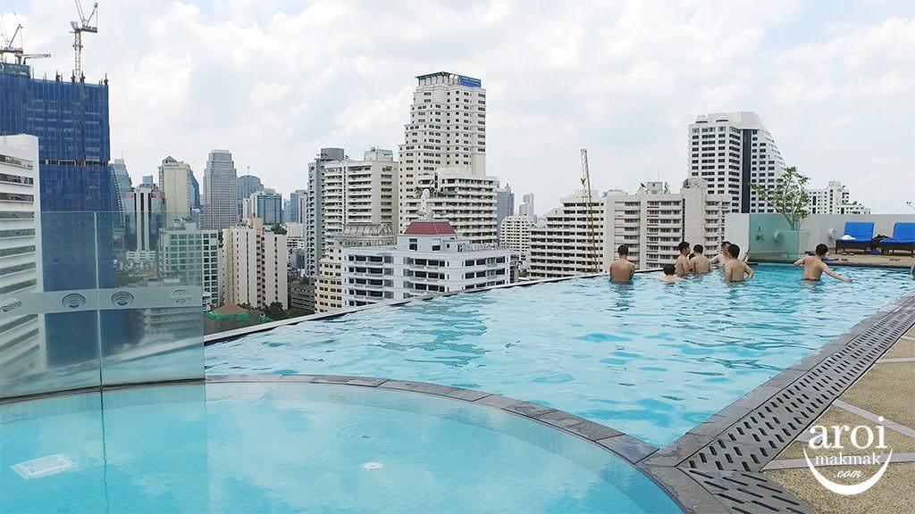 shamasukhumvit-swimmingpool