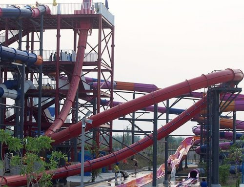 Tube Trek Waterpark Chiang Mai – Go Crazy in this Space Themed Water Park