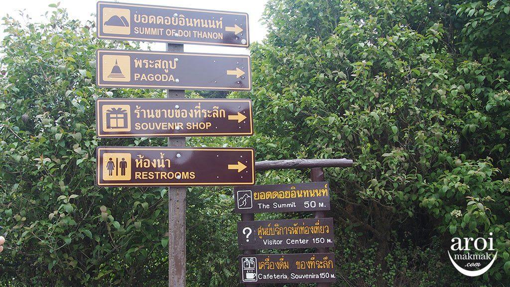 doiinthanon_signs