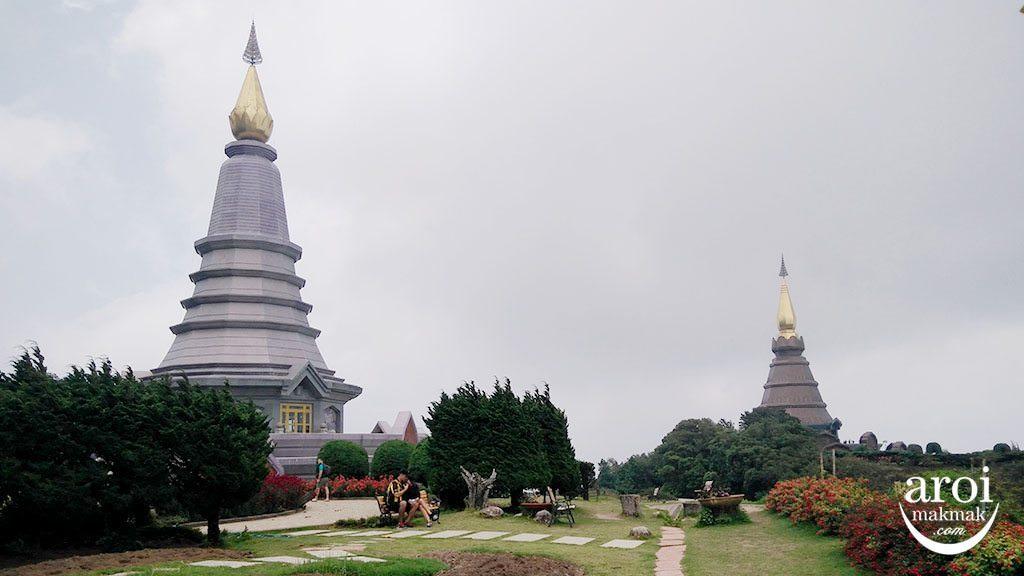 doiinthanonpagodas