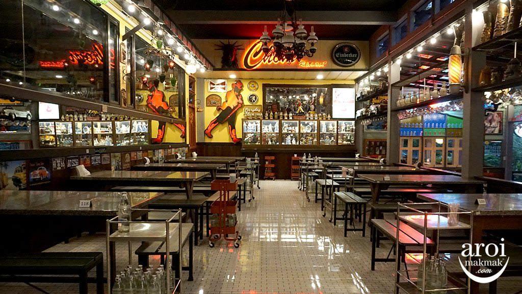 BanMaiChayNamRestaurant_KhaoYai