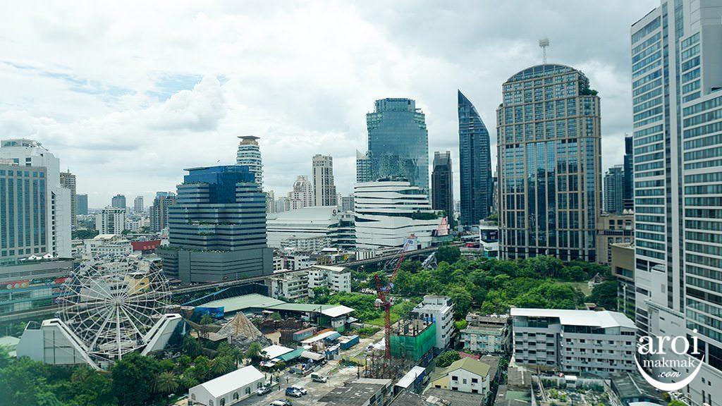 NovotelBangkokSukhumvit20-Scenery