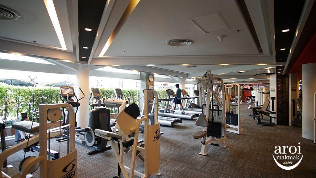 dusitthanibangkok-gym