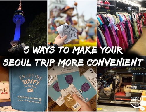 5 Ways To Make Your Seoul Trip More Convenient with Changi Recommends!