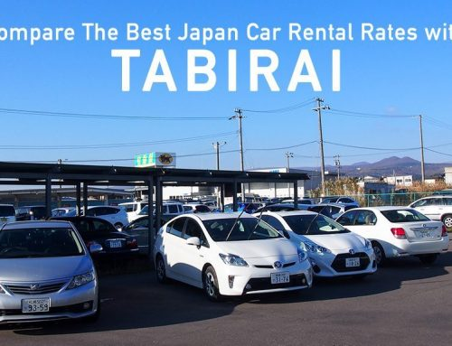 Compare the best Japan Car Rental Rates with Tabirai!