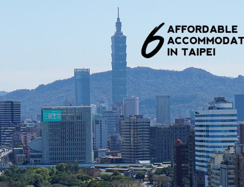 6 Affordable Accommodations in Taipei, suitable for any budget!