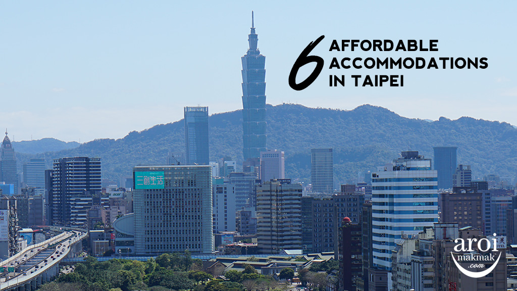 6affordableaccommodationtaipei