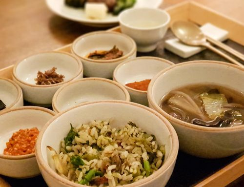 Kwonsooksoo – A Two Star Michelin Dining Experience