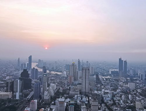 Mahanakhon Skywalk – Thailand's Highest Observation Deck